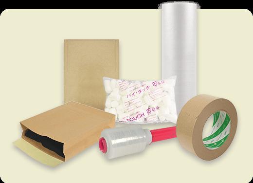 包装資材事業