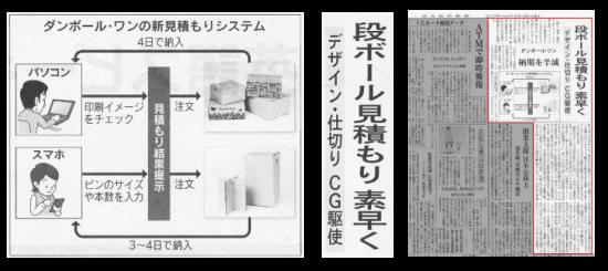 「日本経済新聞」さんに、サイトリニューアルについて掲載いただきました。